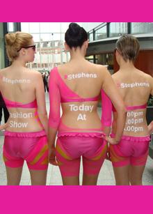 Body Art Advertising 2010 1