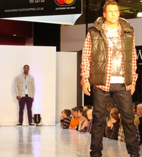 Men GLAM productions 2011