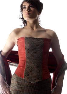 Fiona Greene Fashion designer at GLAM shop