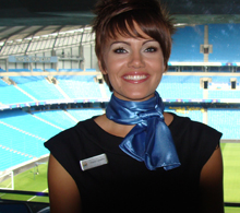 Sport event Hostess