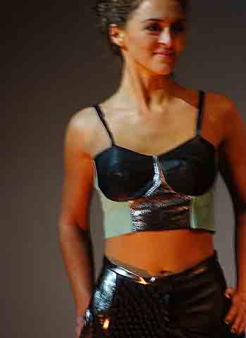 Lizzie dc Fashion show 2011